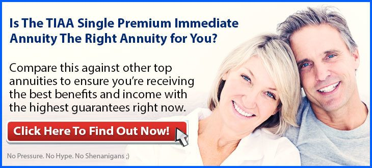 Independent Review of the TIAA Single Premium Immediate Annuity