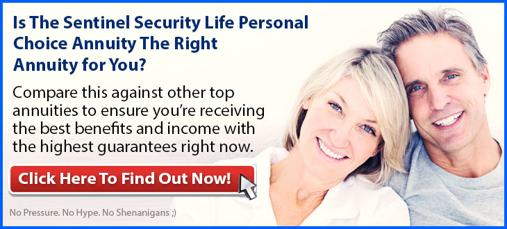 Independent Review of the Sentinel Security Life Personal Choice Annuity