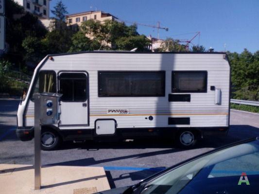 CAMPER ARCA FRECCIA 568 SUPER a Macerata in Veicoli