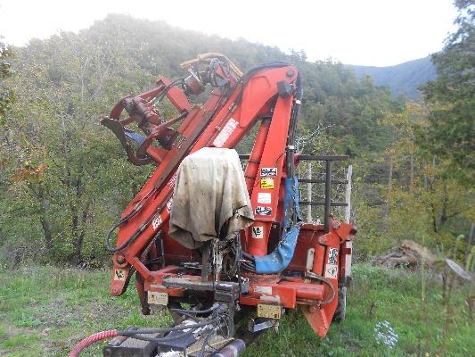 Vendo rimorchio agricolo a Aosta in Veicoli  Annunci