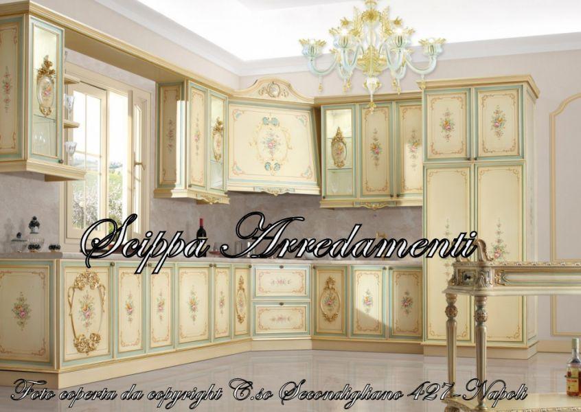 Cucina Barocco - Idee per la progettazione di decorazioni per la ...