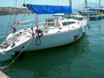 Barca a vela Duck 31