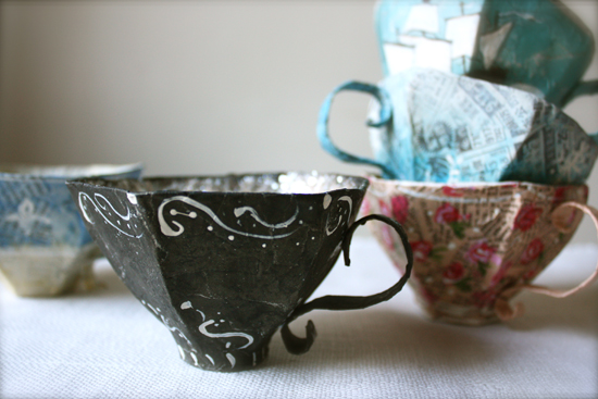 ann wood teacups