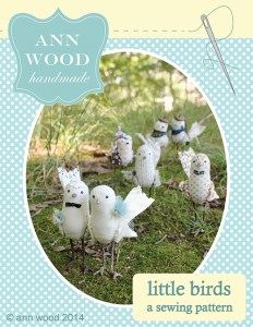 little bird sewing pattern