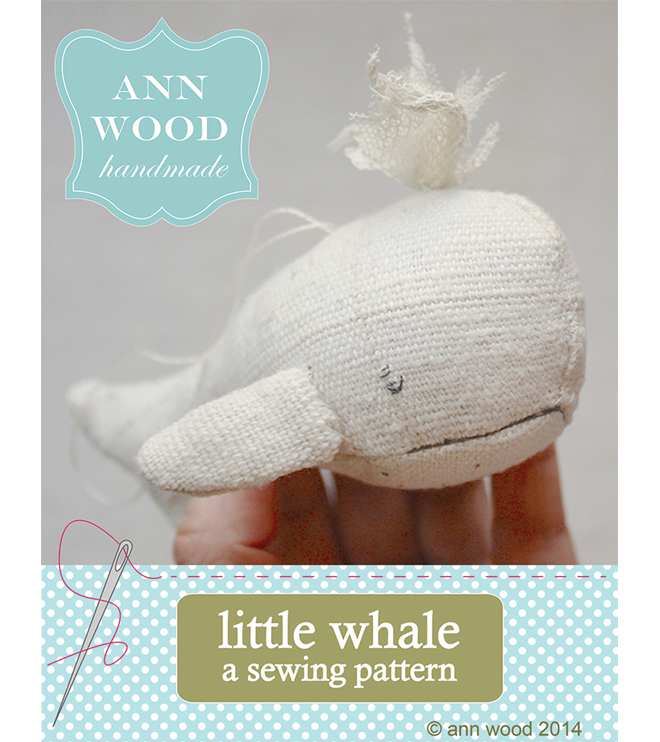 little whale pattern
