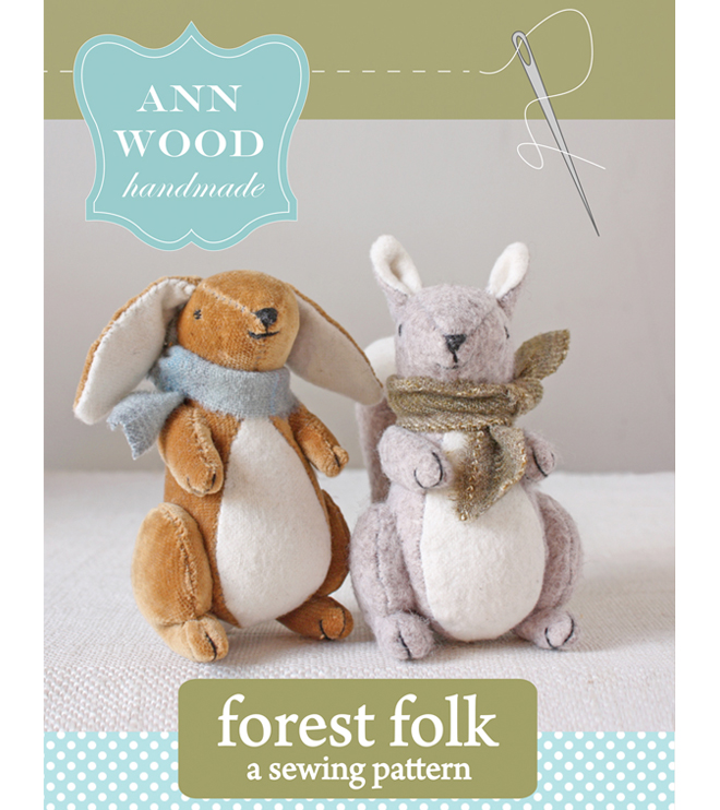 forest folk sewing pattern