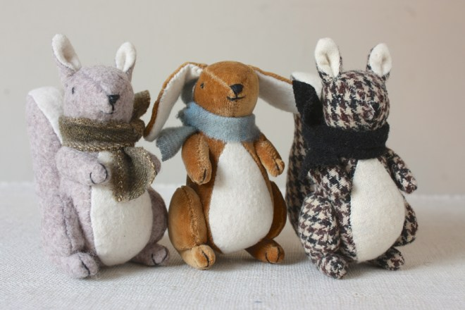 handmade forest friends