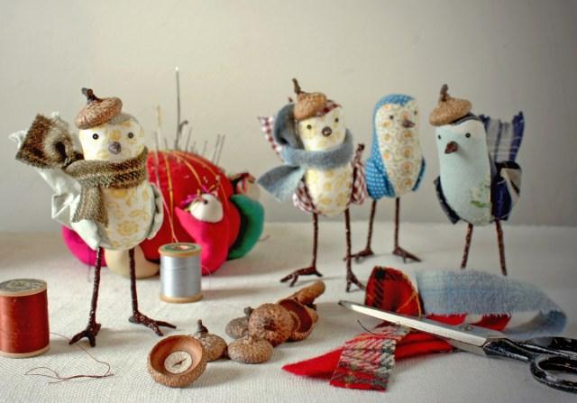 ann wood birds