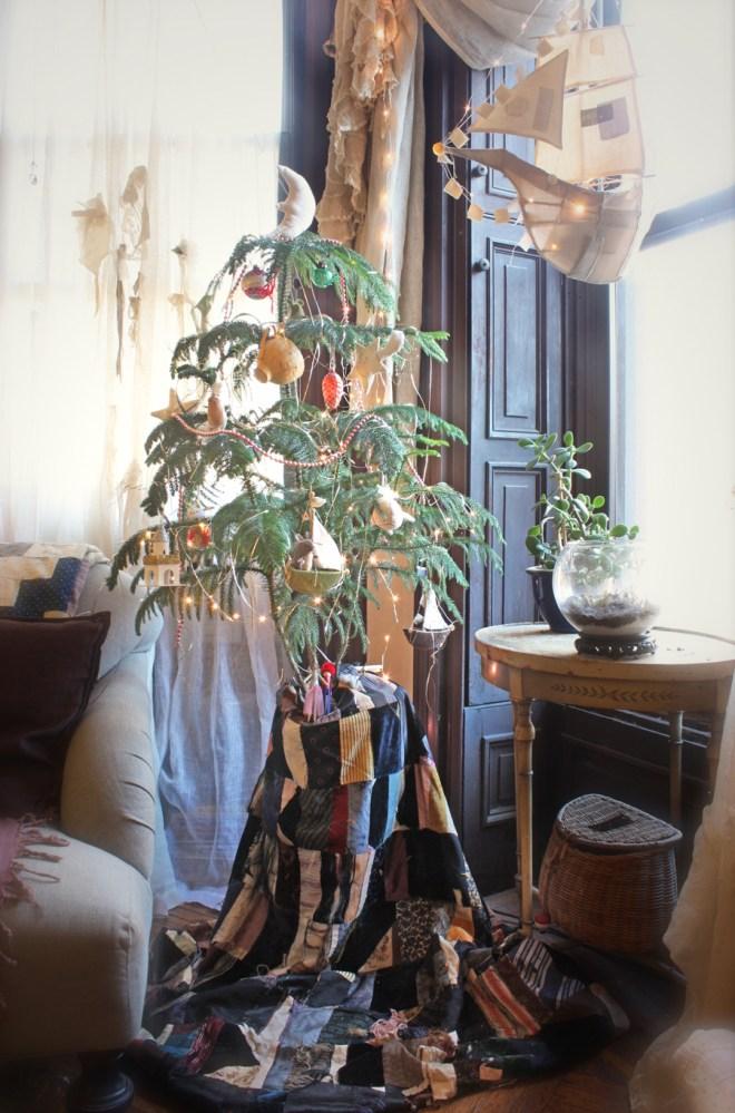 ann wood christmas tree