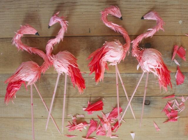 flamingo kit work