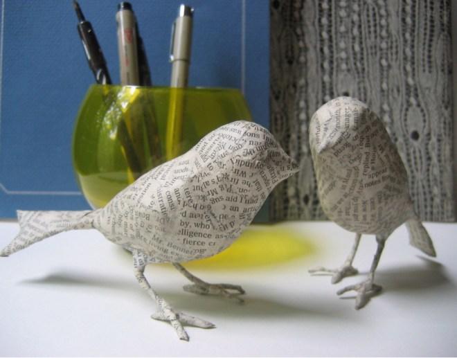 paper birds 2006