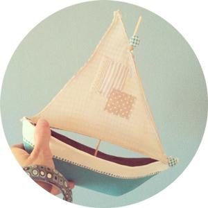 paper mache boats
