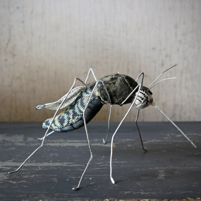 green edwardian mosquito