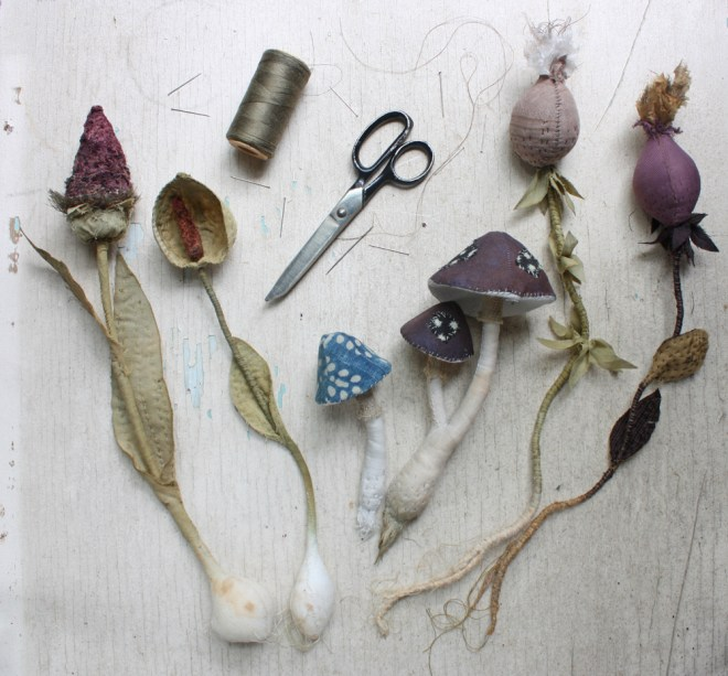 stitched botanicals