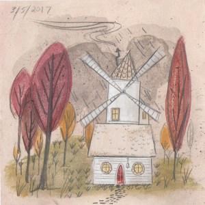 ann wood sketchbook
