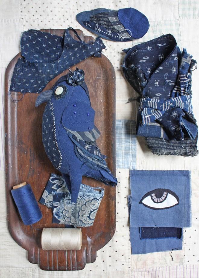 indigo owl work