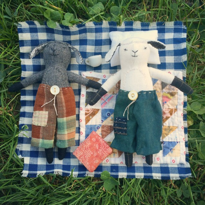 lamb picnic
