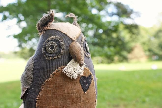 mr. gunderson owl