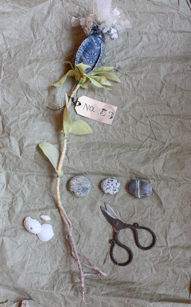 rachel : seedpod