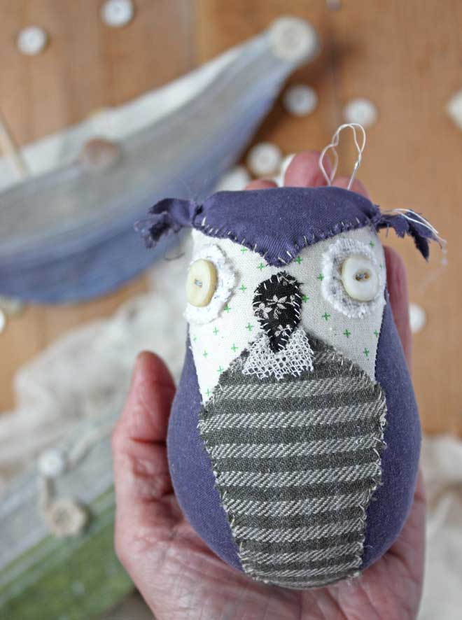 little sailor owl