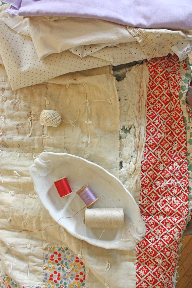 quilt repair