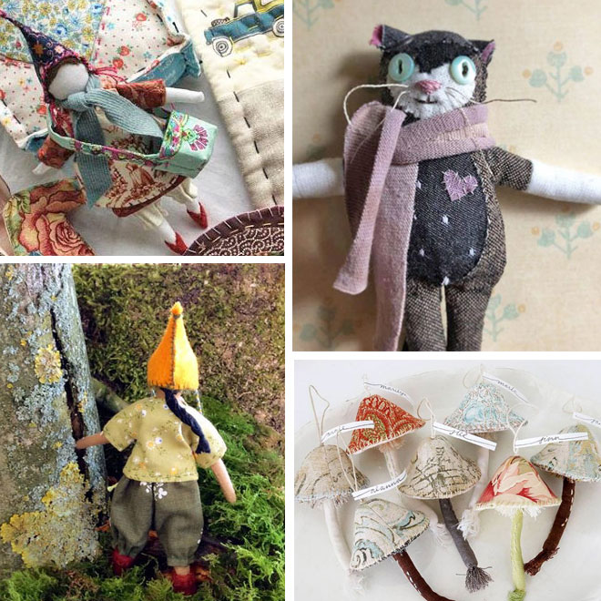 sewing projects made from ann wood handmade patterns