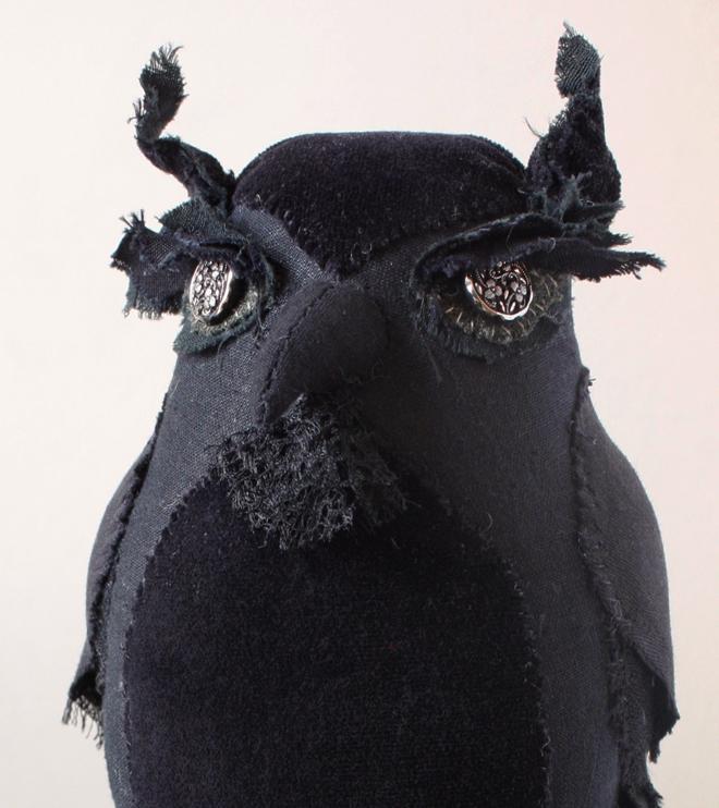 handmade owl wigsby