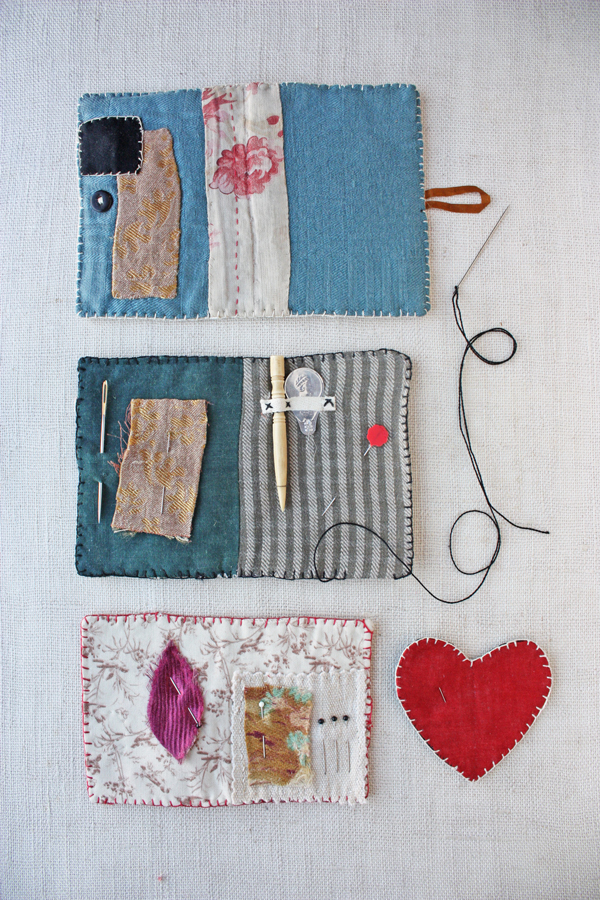 needle book pages inspiration