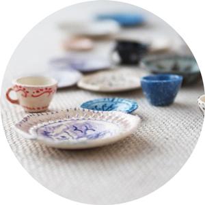 miniature dishes diy