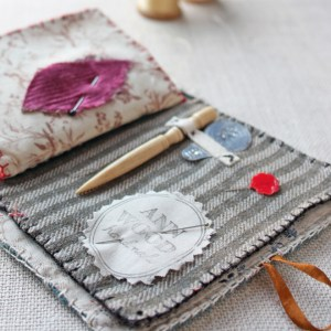 needle book workshop