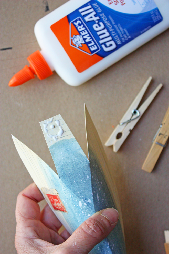 how to make a paper ship