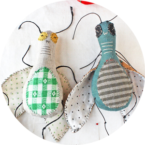 bug doll pattern
