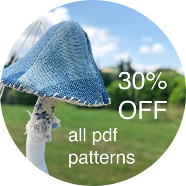 30 percent off pattern sale