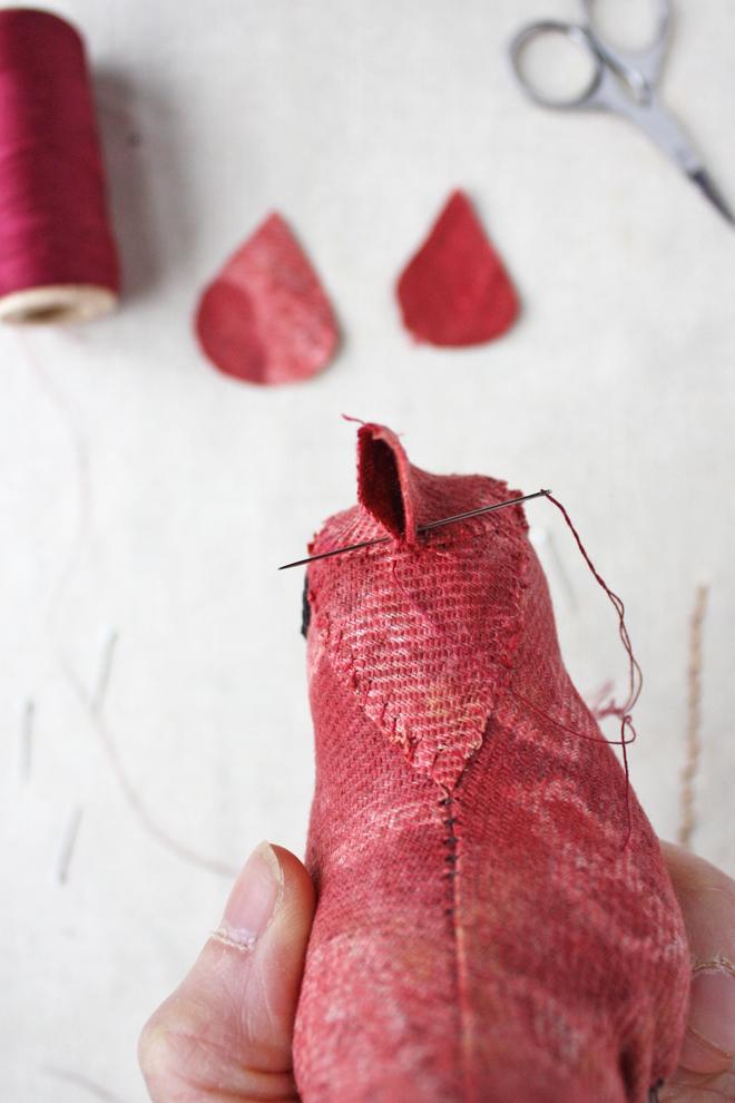 fabric cardinal