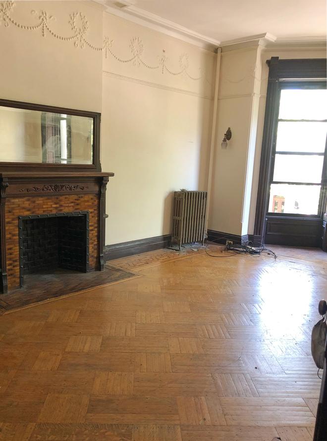 ann wood's brooklyn apartment