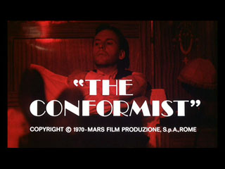 The conformist movie title