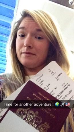 Annys Adventures Blog, Airport Adventure