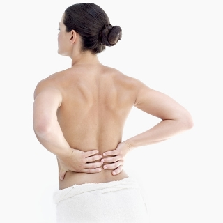 Indicações de uso - Terapia Anodyne - Dor nas costas