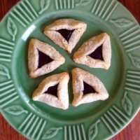 Cut out cookies! Thumbprints! Snickerdoodles! S- HAMANTASCHEN!