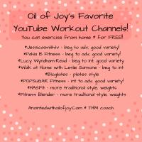 Need some free workout ideas? I gotcha!
