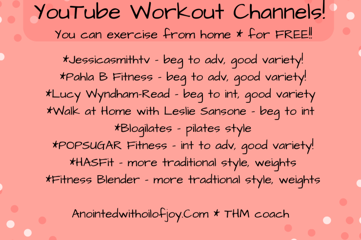 Need some free workout ideas? I gotcha!
