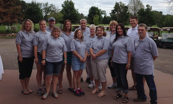 Golf fundraising events are not possible without great volunteers