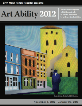 Art Ability 2012 Cover