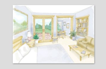 Expand Delaware Hospice Drawing