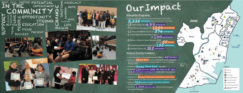 PIP Annual Report - Middle Spread