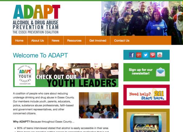 ADAPT Website