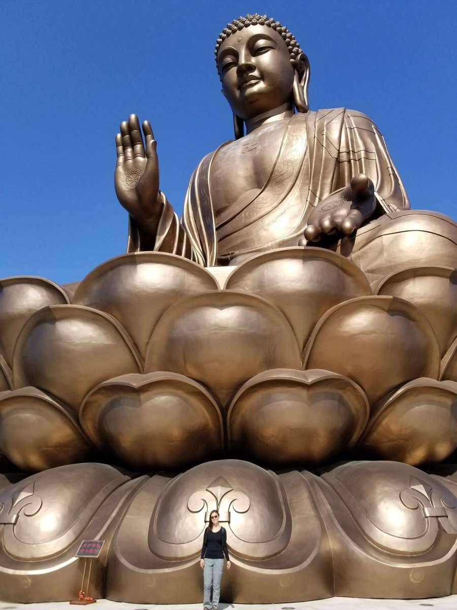 Dunhua Liudingshan Buddha