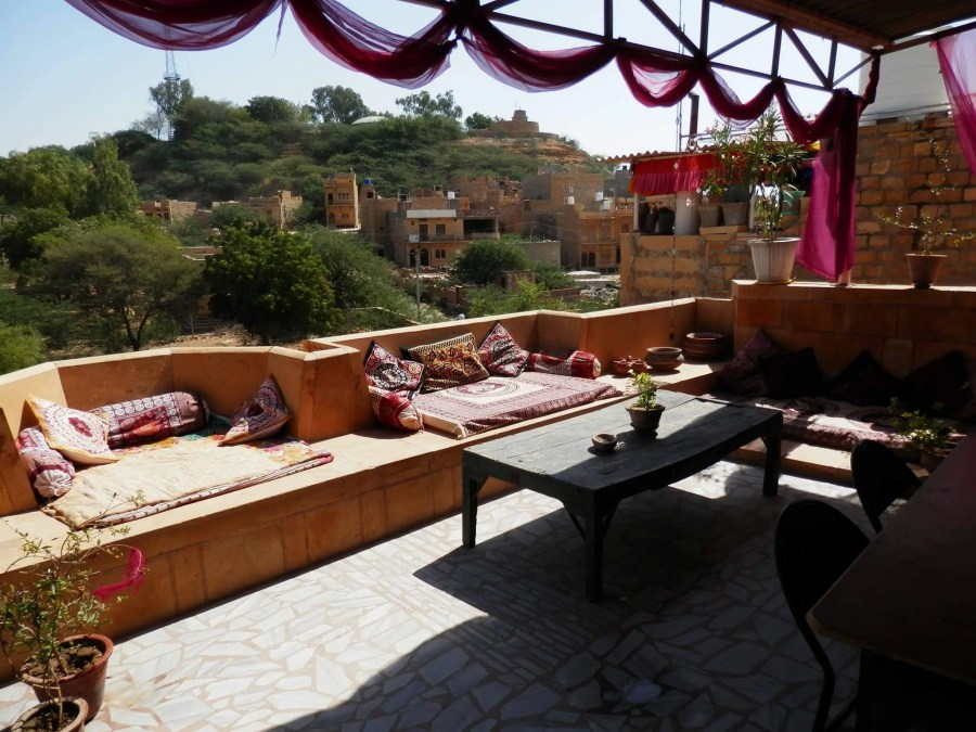 Nomads Guest House India