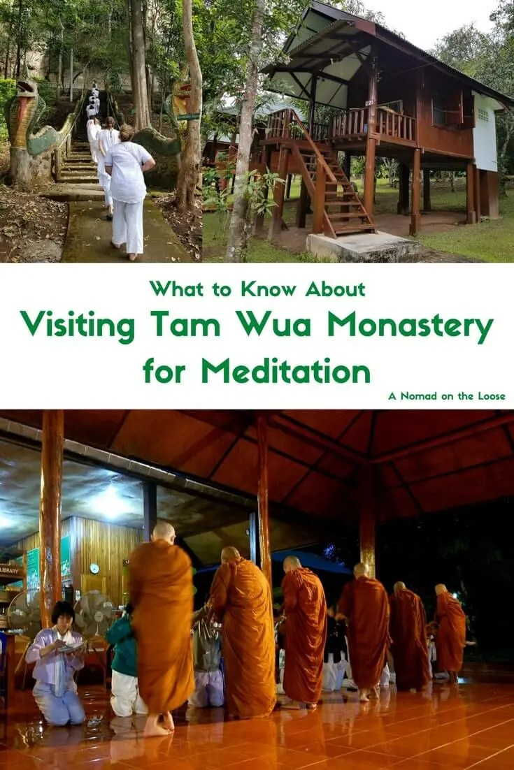Tam Wua Forest Monastery - What to Know Before Visiting for Meditation