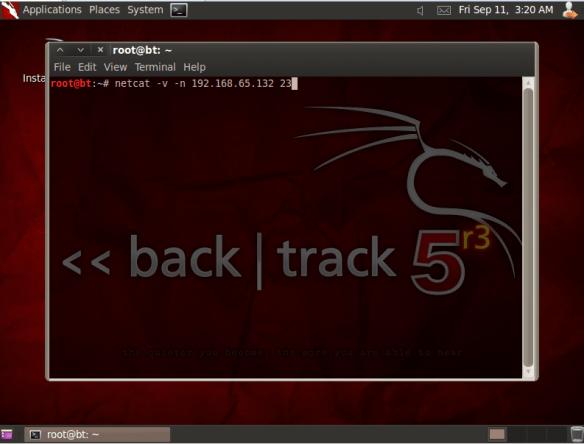 Using Netcat: The Covert Way By Anonymous~Hacker